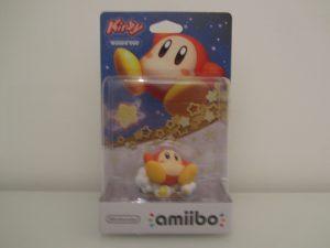 Amiibo Kirby Waddle Dee Front
