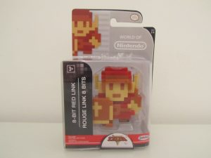 Figurine Link Rouge 8 Bit WON Front