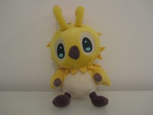 PSO 2 Peluche Rappy Front