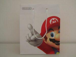 Sac Nintendo Store NYC Front