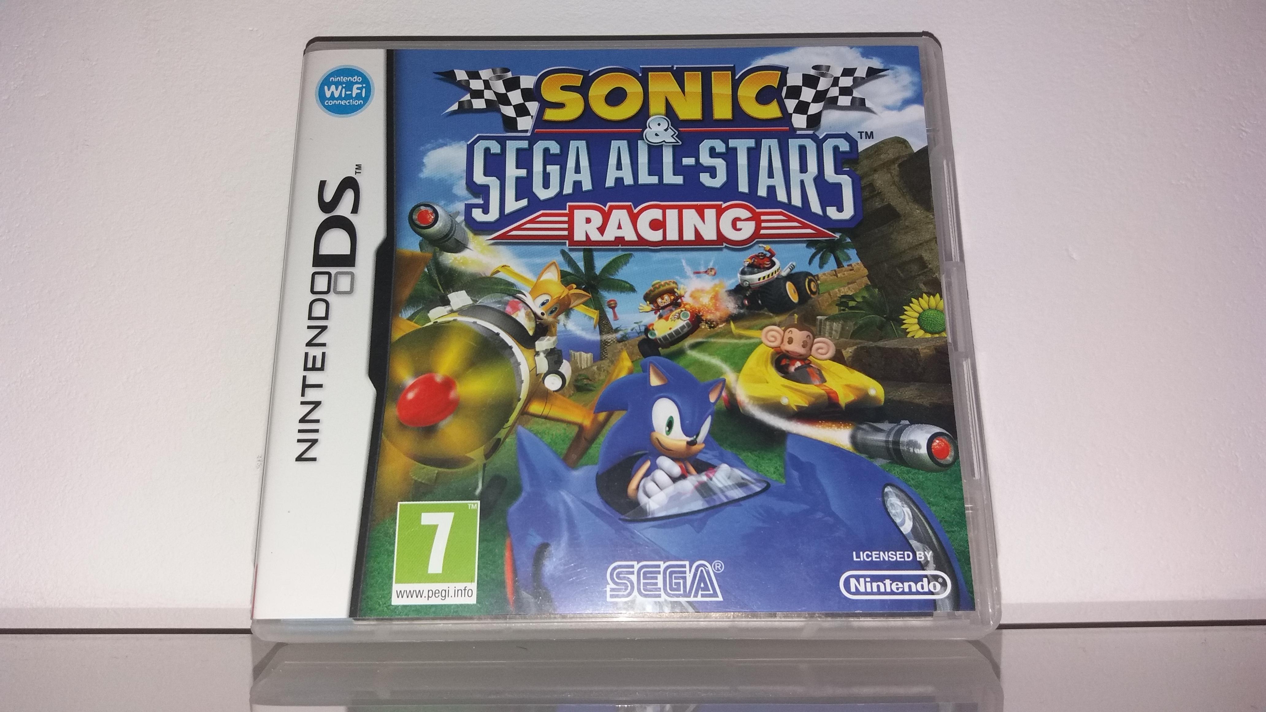 Sonic Amp Sega All Stars Racing Rappy Caverappy Cave